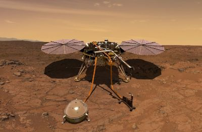 Five things to know about NASA InSight spacecraft's Mars landing