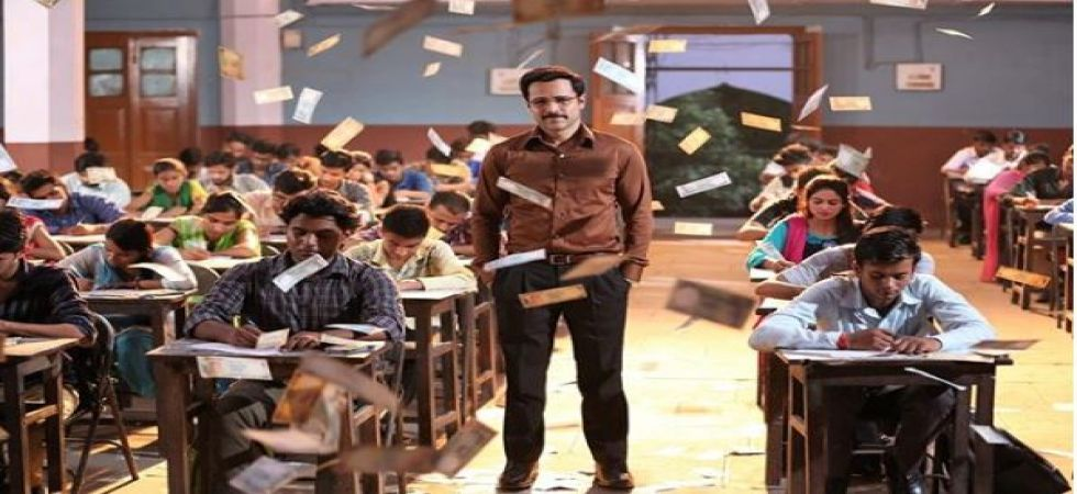 Emraan Hashmi's Cheat India teaser released today, another nail on Indian Education system (Instagrammed photo)