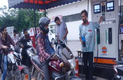 Fuel prices slashed; petrol at 77.10, diesel at 71.93 in Delhi