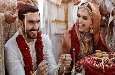 Ranveer Singh and Deepika Padukone wedding picture of 'us & ours', first official group photograph released