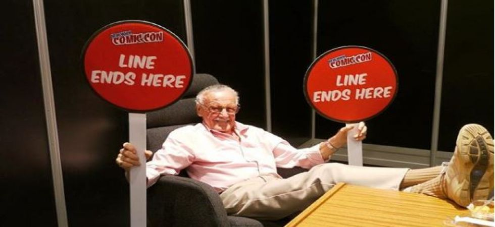 Marvel Comics legend Stan Lee's final message for fans is heart-melting (Instagrammed photo)