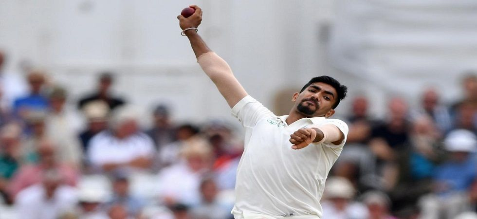 Jasprit Bumrah has taken 28 wickets in six games, including two five-wicket hauls in South Africa and England. (Image source: Twitter)