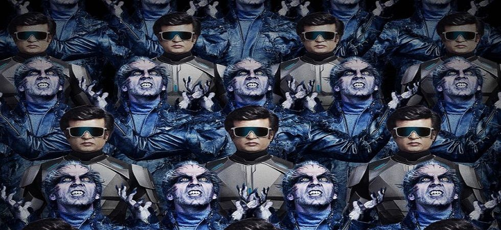 Akshay Kumar's frightening look in 2.0 is a masterpiece (Photo:Twitter)