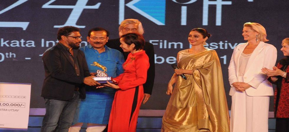 'The Third Wife' gets best film award in international competition section of KIFF (Photo- Twitter)
