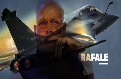 Rafale Deal: Congress presents 'fresh proof' of 'scam', says precursor to 'massive storm'