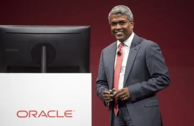 Oracle veteran Thomas Kurian to head Google Cloud