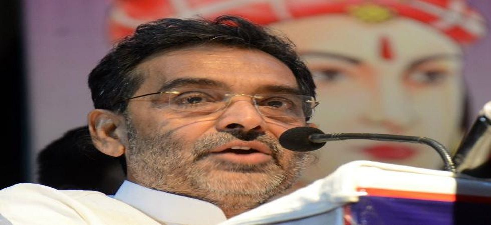 Upendra Kushwaha gives ultimatum to BJP over seat-sharing, sets November 30 deadline