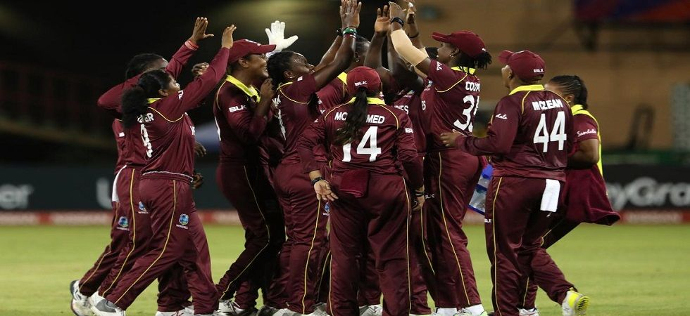 West Indies pacer Shakera Selman bowled the one millionth legal delivery in women's cricket during the ongoing ICC World T20. (Image credit: Twitter)