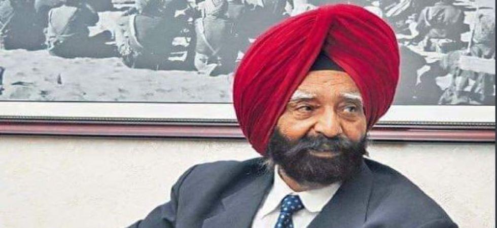 1971 War Hero Brigadier Kuldeep Singh Chandpuri breathed his last on Saturday (Twitter photo)