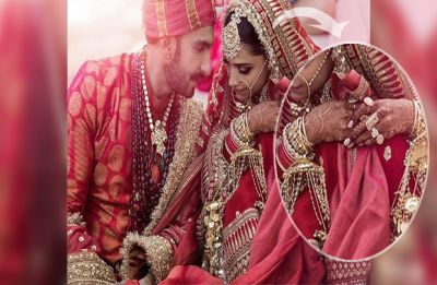 Deepika Ranveer Wedding: Did you miss this 'hidden message' in Deepika's Sabyasachi outfit?
