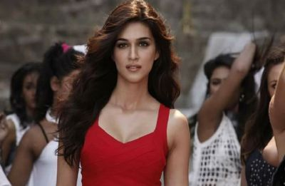 Kriti Sanon starts Marathi lessons for her next!