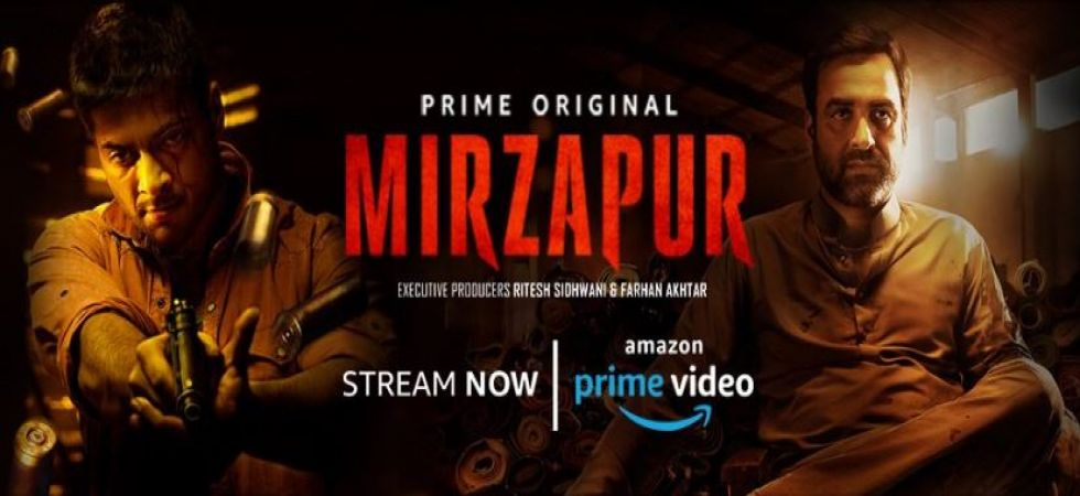 Mirzapur Review: Tried and tested road with cringe violence (Twitter photo)