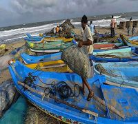 Death count rises 45 as cyclone Gaja leaves a trail of destruction