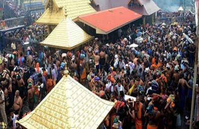 Sabarimala Row: BJP leader sent to 14-day judicial custody, party workers protest