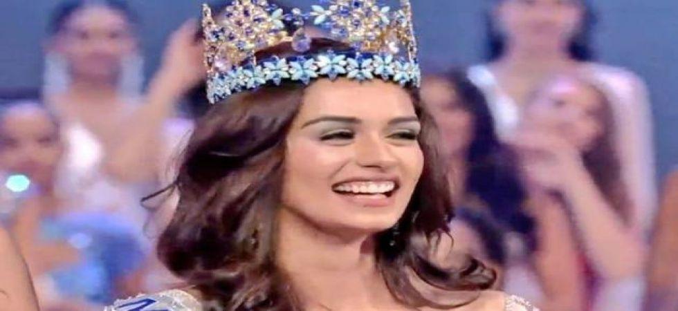 Miss World Manushi Chillar was scared of fame initially/ Image: File photo