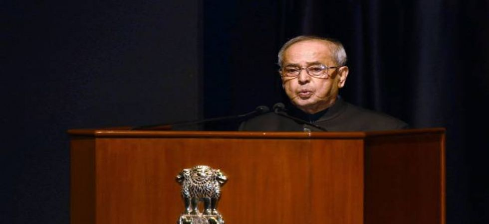 Media need to ask questions to those in power: Mukherjee (File Photo- PTI)
