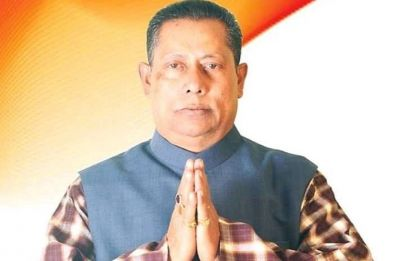 Former Assam minister Chandan Kumar Sarkar dies at 65