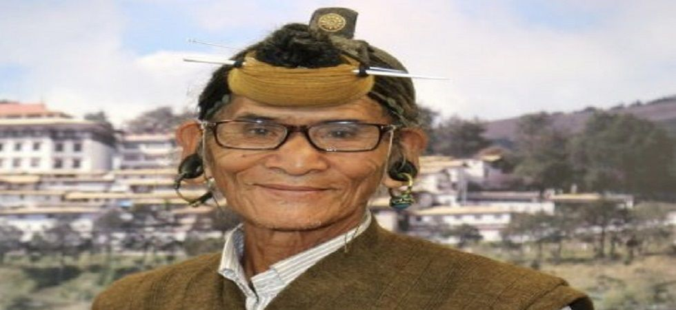 Architect of Arunachal Pradesh's capital Itanagar dies at 84 (Photo- Twitter)