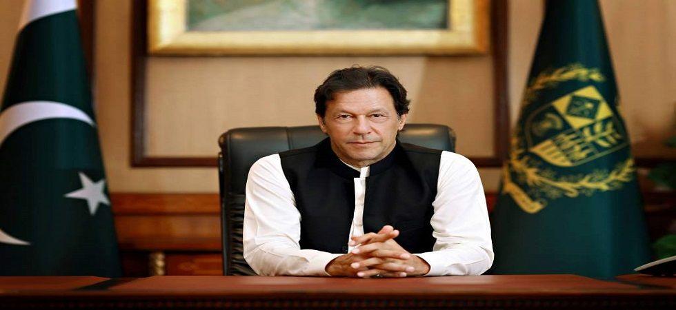 Pakistani Prime Minister Imran Khan. (FILE)