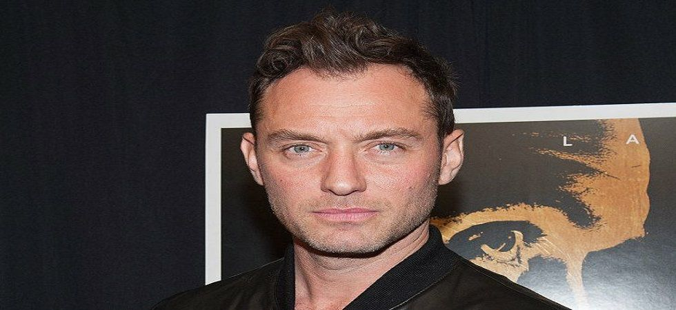 eing the 'beautiful young thing' worried Jude Law (Photo:Facebook)