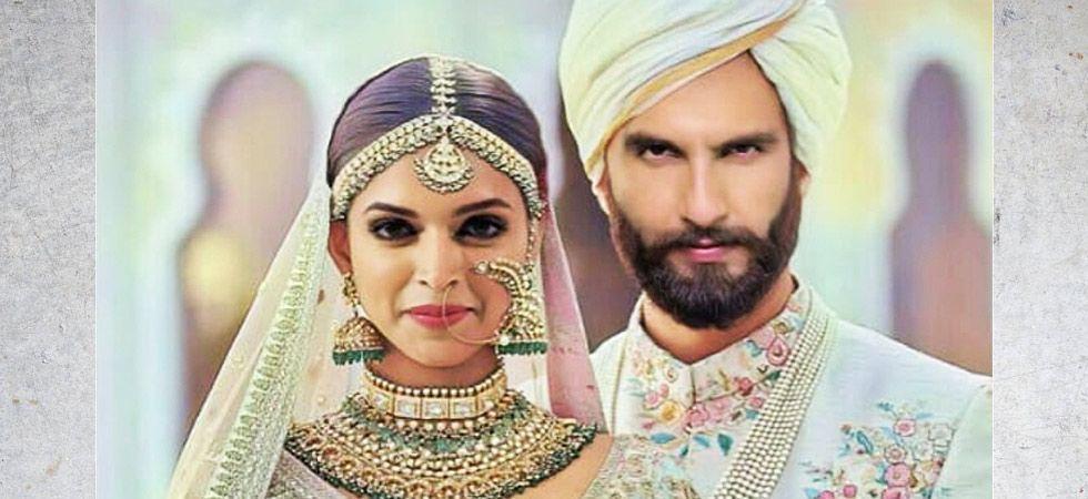 Deepika-Ranveer wedding reception (twitter)