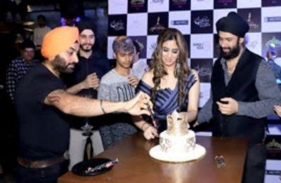 Mrs India Universe 2018 Ruby Machra celebrates her birthday in Mumbai