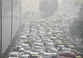 Delhi Pollution: Air quality dips to 'poor'; AQI recorded at 273