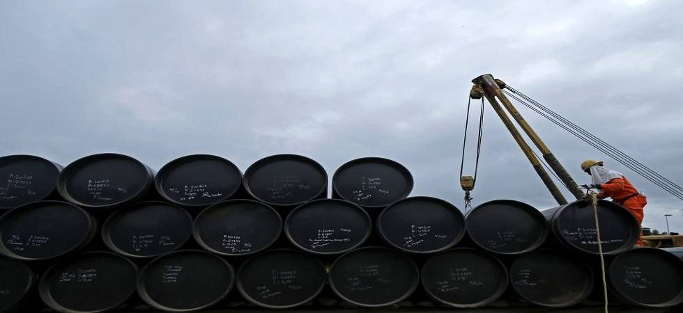 Aviation, oil marketing companies rise on lower global crude oil prices (Representational Image)