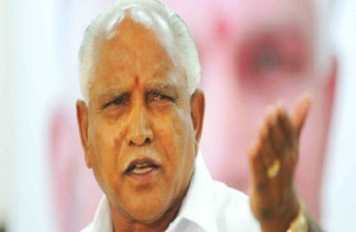 Deve Gowda, Kumaraswamy 'most opportunistic' politicians: Former Karnataka chief minister Yeddyurappa