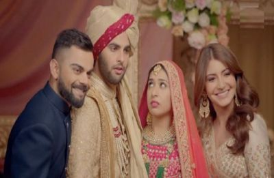 Virat Kohli and Anushka Sharma reveals their 'life after marriage' in this short ad