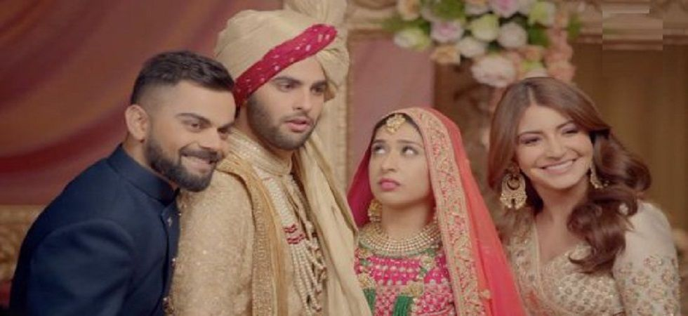 Virushka reveal their 'life after marriage' in this short ad (Photo: Twitter)