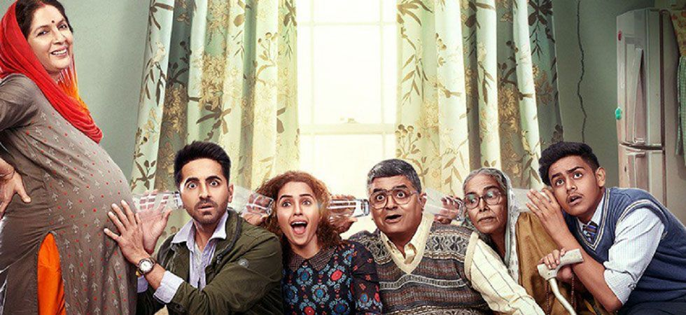 Ayushmann Khurrana's Badhaai Ho continues to triumph at the box office/ Image: Film Poster