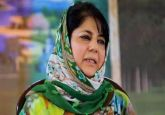 Mehbooba Mufti stakes claim to form government in J-K, sends letter to Governor with support of NC, Congress