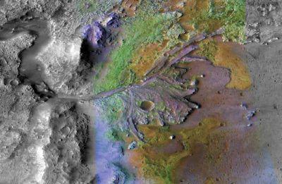 NASA selects Martian River-Delta system for Mars 2020 rover landing