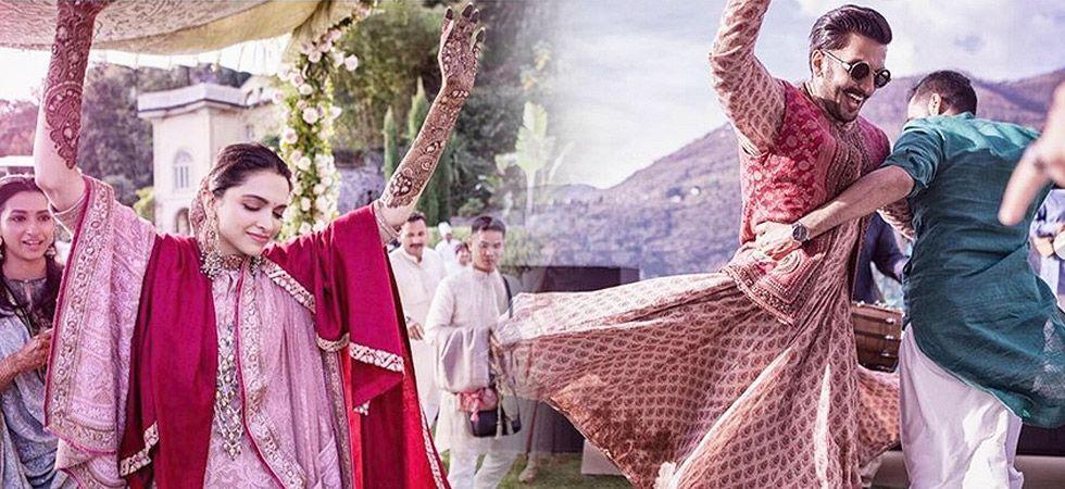 997e8cd038 Deepika Padukone's Konkani wedding saree was not a Sabyasachi creation  (Photo: File Photo)