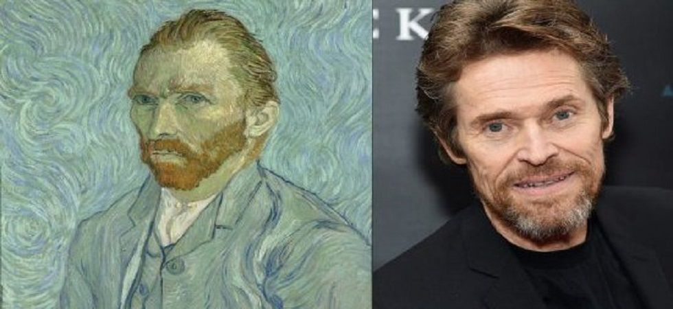 History lied about Vincent Van Gogh says Willem Dafoe (Photo: Twitter)