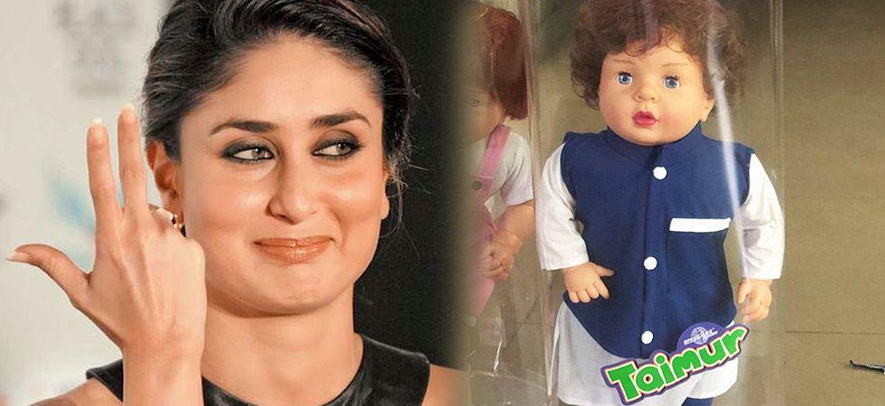 Taimur Ali Khan's doll/ Image: Twitter