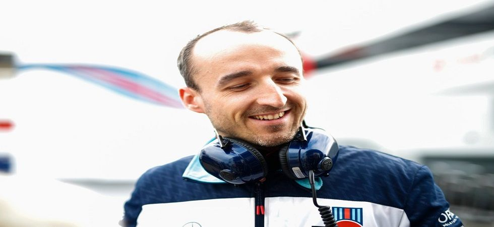 Robert Kubica will be the main test driver for Williams in the 2019 season of F1 and it completes a remarkable eight years after suffering a horrific crash which nearly severed his arm. (Image credit: F1 Twitter)