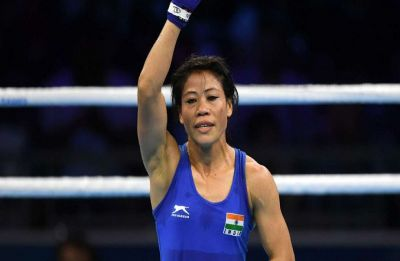 MC Mary Kom enters semi-final of Women's World Boxing Championship, assures India of silver