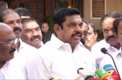Cyclone Gaja: Tamil Nadu Chief Minister K Palaniswami seeks Rs 15,000-crore aid from PM Modi