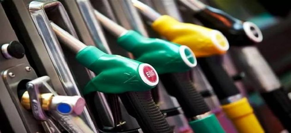 In Delhi, petrol was sold for Rs 75.57 per litre while diesel at Rs 70.56 per litre on November 23 (File photo)