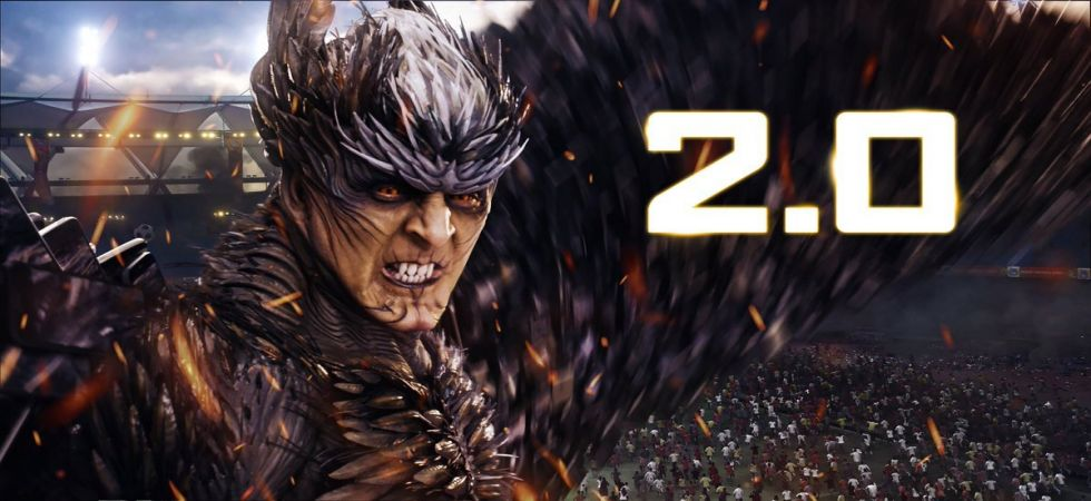 Rajinikanth, Akshay Kumar-starrer 2.0 already recovers a chunk from whopping budget, find details here (Twitter photo)