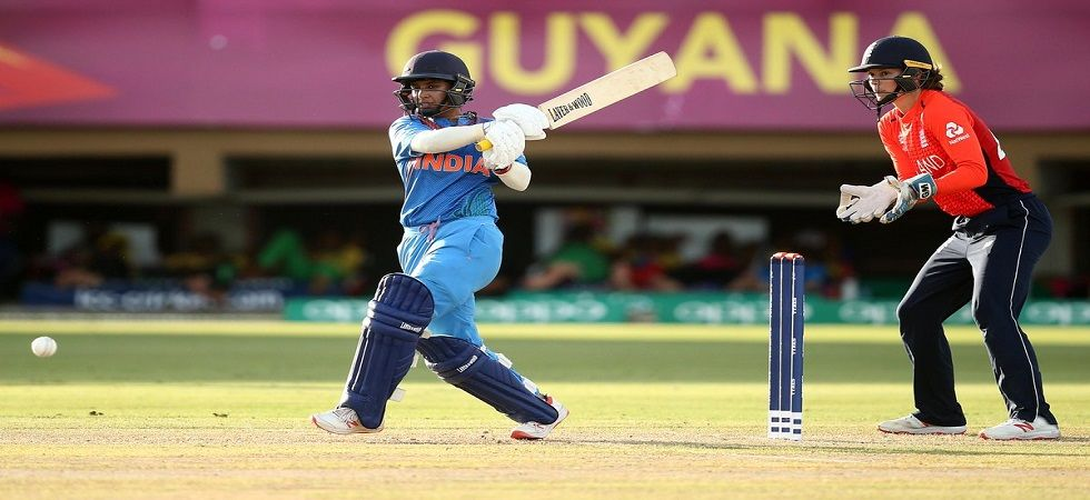 Mithali Raj's omission played a massive factor in India suffering an eight-wicket loss against England and crashing out in the semi-final of the Women's World T20. (Image credit: Twitter)