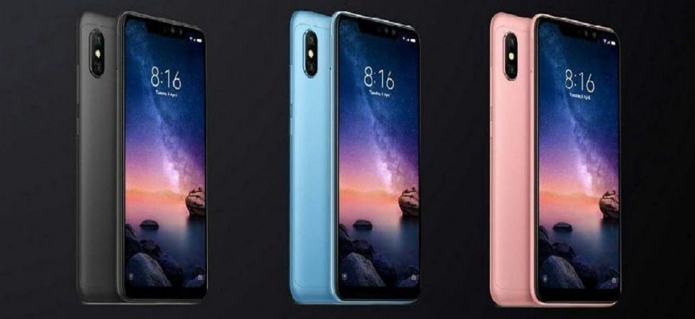 Redmi Note 6 Pro price in India starts at Rs 13,999 for the variant with 4GB of RAM (Photo: Twitter)