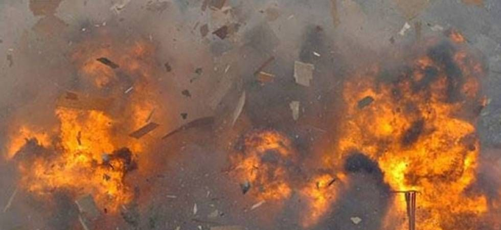 The explosive material was planted in the Friday Market in the Kalaya area. (Picture for representation)