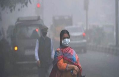 Delhi Pollution: Air quality drops again; AQI recorded at 229