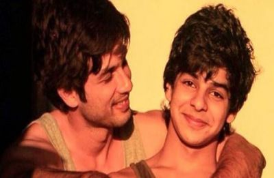 Shahid Kapoor and Ishaan Khatter 'Brothers in arms' to grace Koffee couch