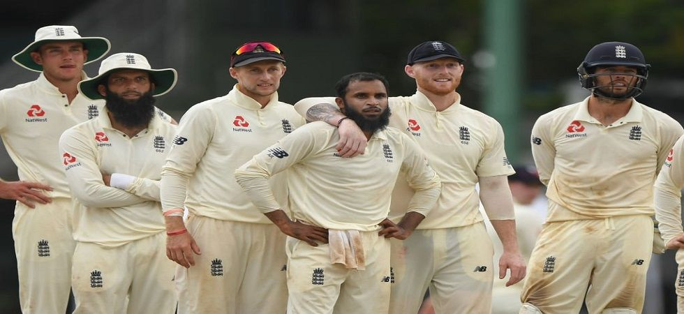 Adil Rashid picked up his career-best haul in Tests as England came closer to achieving a rare Test whitewash in the sub-continent. (Image credit: TMS Twitter)