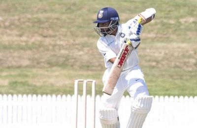 India's warm-up match against Cricket Australia XI upgraded to four-day game