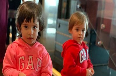 Karan Johar's twin munchkins Roohi and Yash are a rising talent, find out why